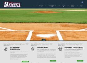 texastournamentbaseball.com