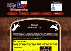 texaswebmaster.com