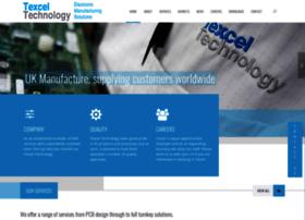 texceltechnology.com