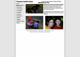 texomayouthcamp.com