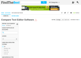 text-editors.developer.com