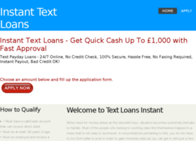 text-loans-instant.co.uk