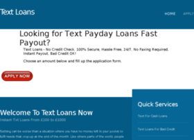text-loans-now.co.uk