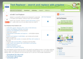 text-replacer.com