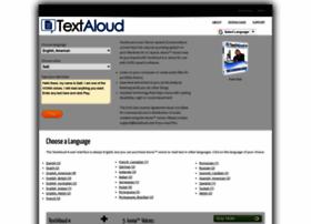 textaloud.com
