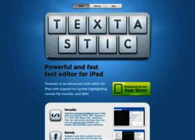 textasticapp.com