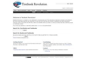 textbookrevolution.org