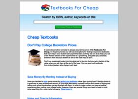 textbooksforcheap.com