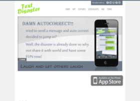 textdisaster.appsicum.com
