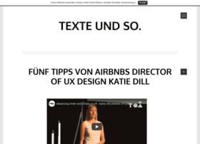 texteundso.de