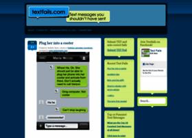 textfails.com