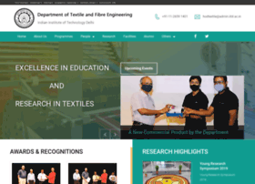 textile.iitd.ac.in