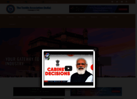 textileassociationindia.org