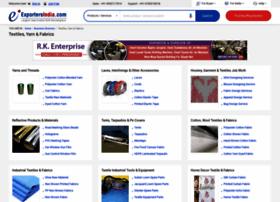 textiles.exportersindia.com
