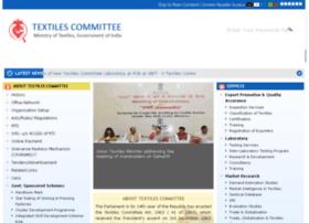textilescommittee.gov.in