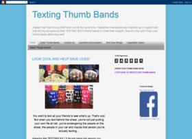 textingthumbbands.com