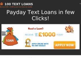 textloans100.org.uk