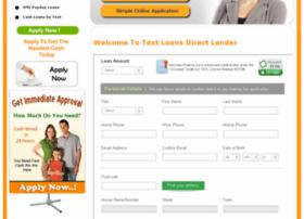 textloansdirectlender.co.uk