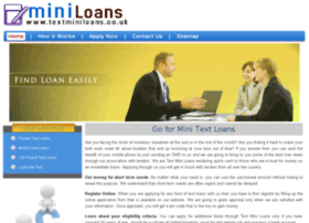 textminiloans.co.uk