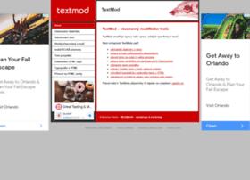 textmod.pavucina.com