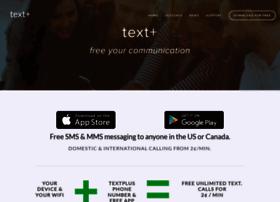 textplus.com
