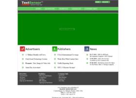 textsensor.com