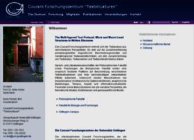 textstrukturen.uni-goettingen.de