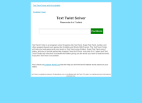 texttwistfinder.com