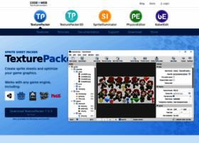 texturepacker.com