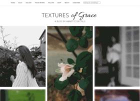 texturesofgrace.com