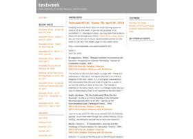 textweek.blogs.com
