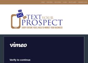 textyourprospect.com