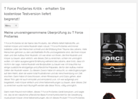 tforceproseriesmuskel.com