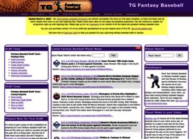 tgfantasybaseball.com