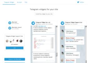 tgwidget.com