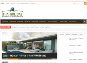 thaholiday.com
