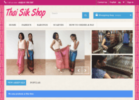 thai-silk-shop.com