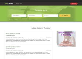 thaicareer.com