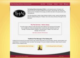 thaihealingalliance.com