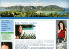 thailand-vacations.eu
