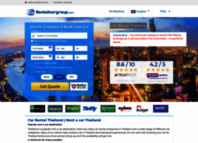 thailand.rentalcargroup.com