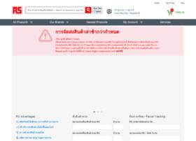 thailand.rs-online.com Visit site