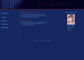 thailandclassicalmusic.com