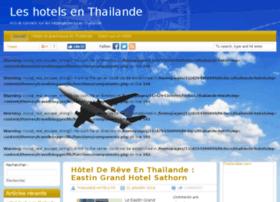 thailande-hotels.fr