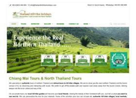 thailandhilltribeholidays.com