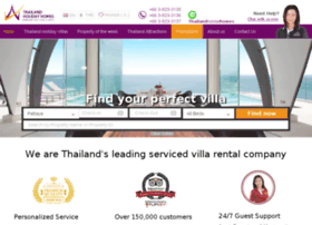 thailandholidayhomes.co.uk