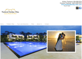 thailandholidaypoolvillas.com