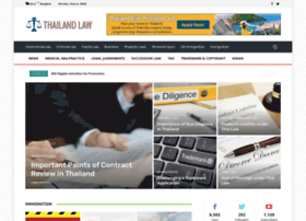 thailandlaw.org