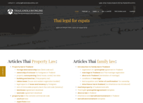 thailandlawonline.com