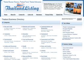 thailandlisting.com